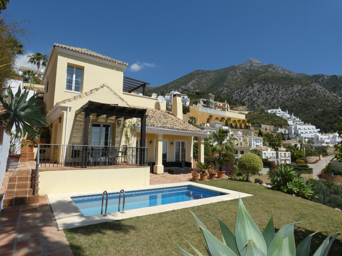 Stunning villa set in a gated complex surrounded by natural parkland, offering both tranquillity and, Spain
