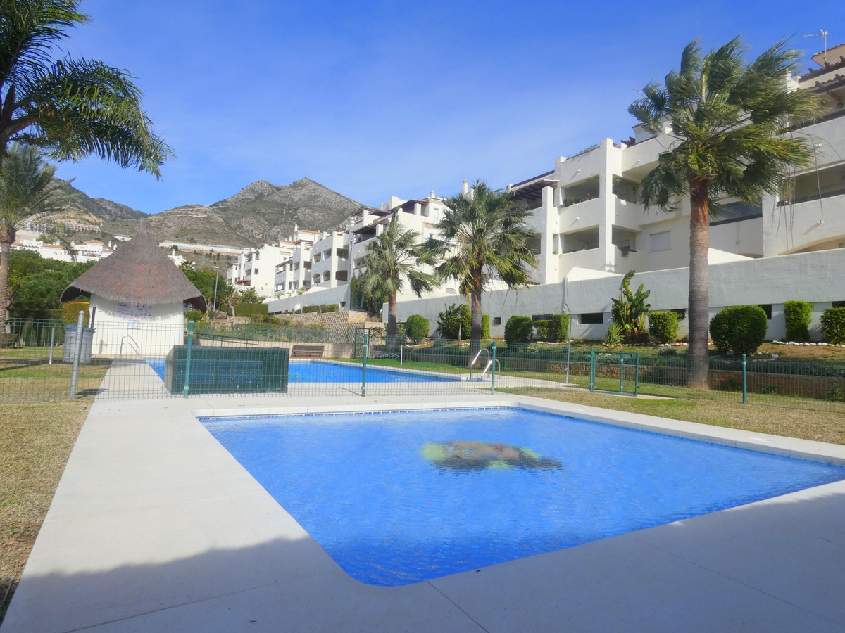 Great  2 bed Apartment in nice area of Benalmadena with huge terrace that catches the SUN ALL DAY!  , Spain