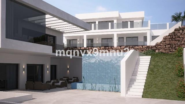 An extremely modern very exclusive villa. This new built villa has been built to the highest standar,Spain