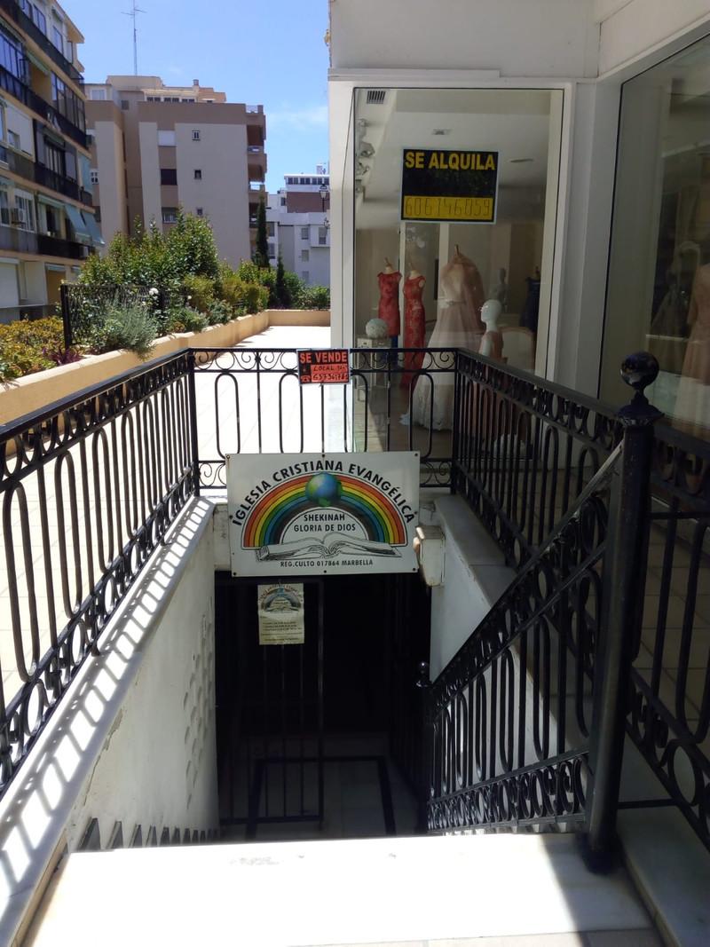 Commercial Premises in Marbella for sale