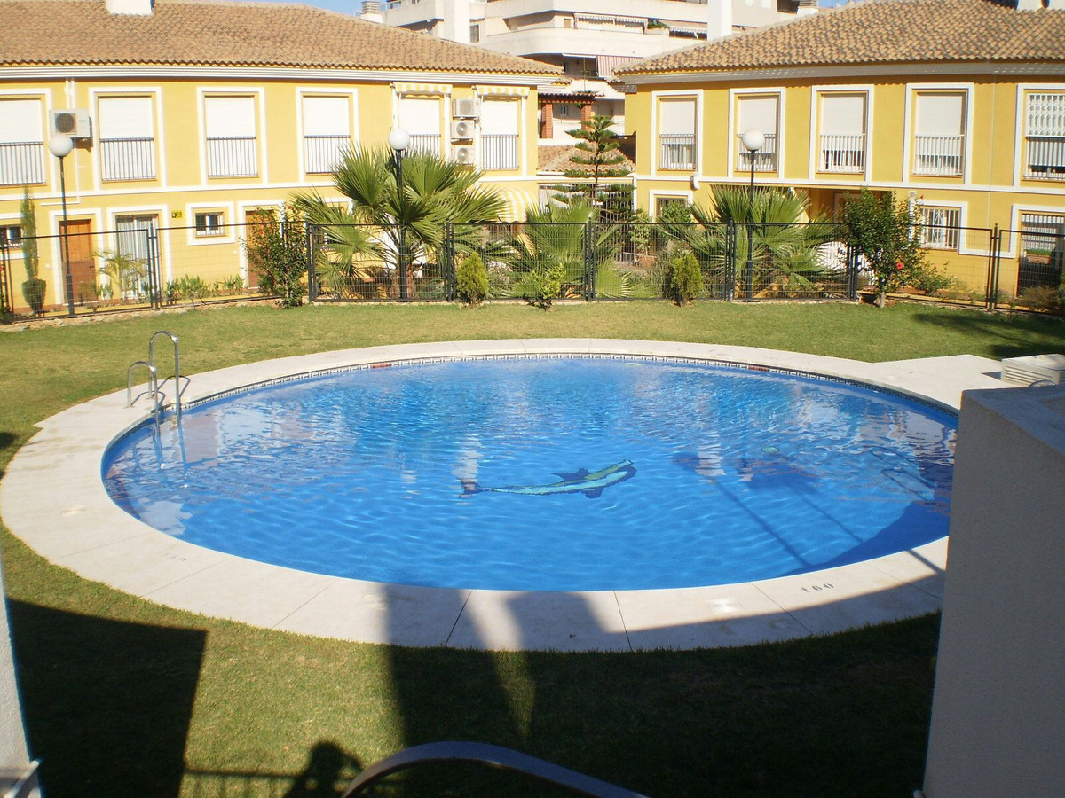 SELLED HOUSE IN CLOSED ENCLOSED TO THE CARE OF THE MIJAS LAGUNAS WITH SWIMMING POOL AND COMMUNITY GA,Spain