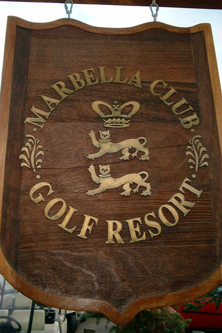 Plot located in the famous golf club called Marbella Club Golf Resort in Benahavis. The complex is g,Spain