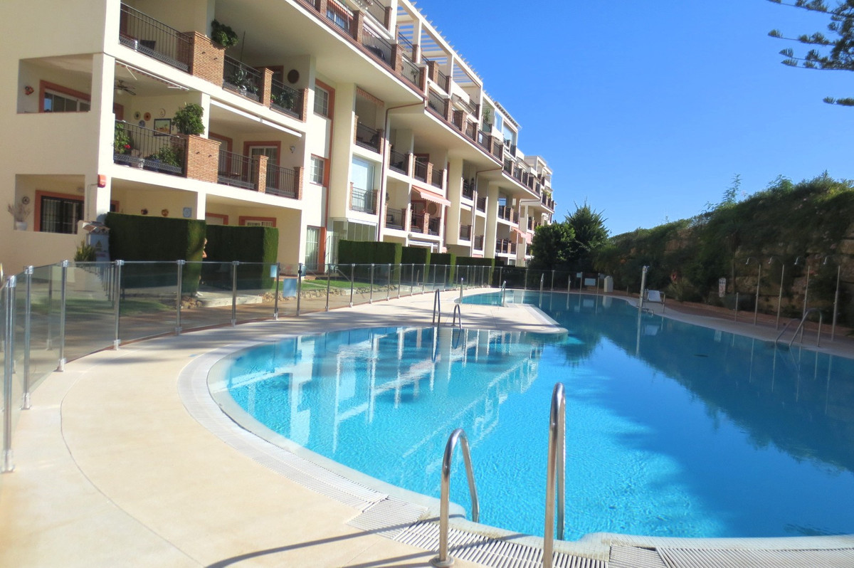 Middle Floor Apartment, Mijas Golf, Costa del Sol. 2 Bedrooms, 2 Bathrooms, Built 80 m², Terrace 16 , Spain