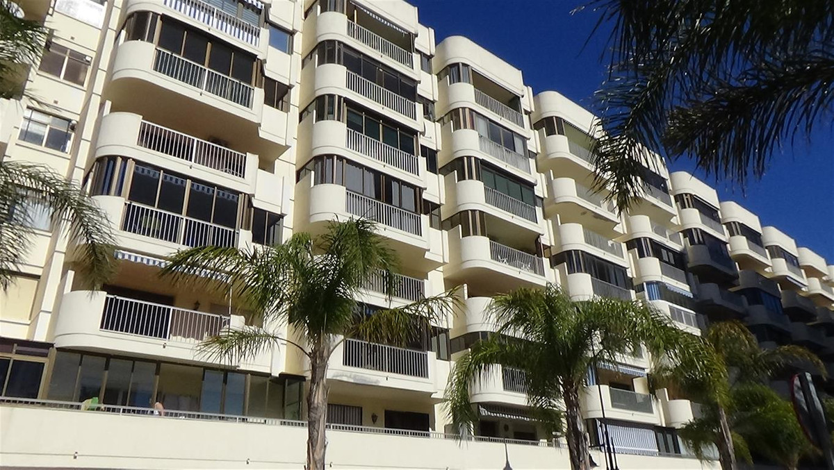 161 Meters from the seafront in the centre of Fuengirola, this spacious upgraded apartment is found ,Spain