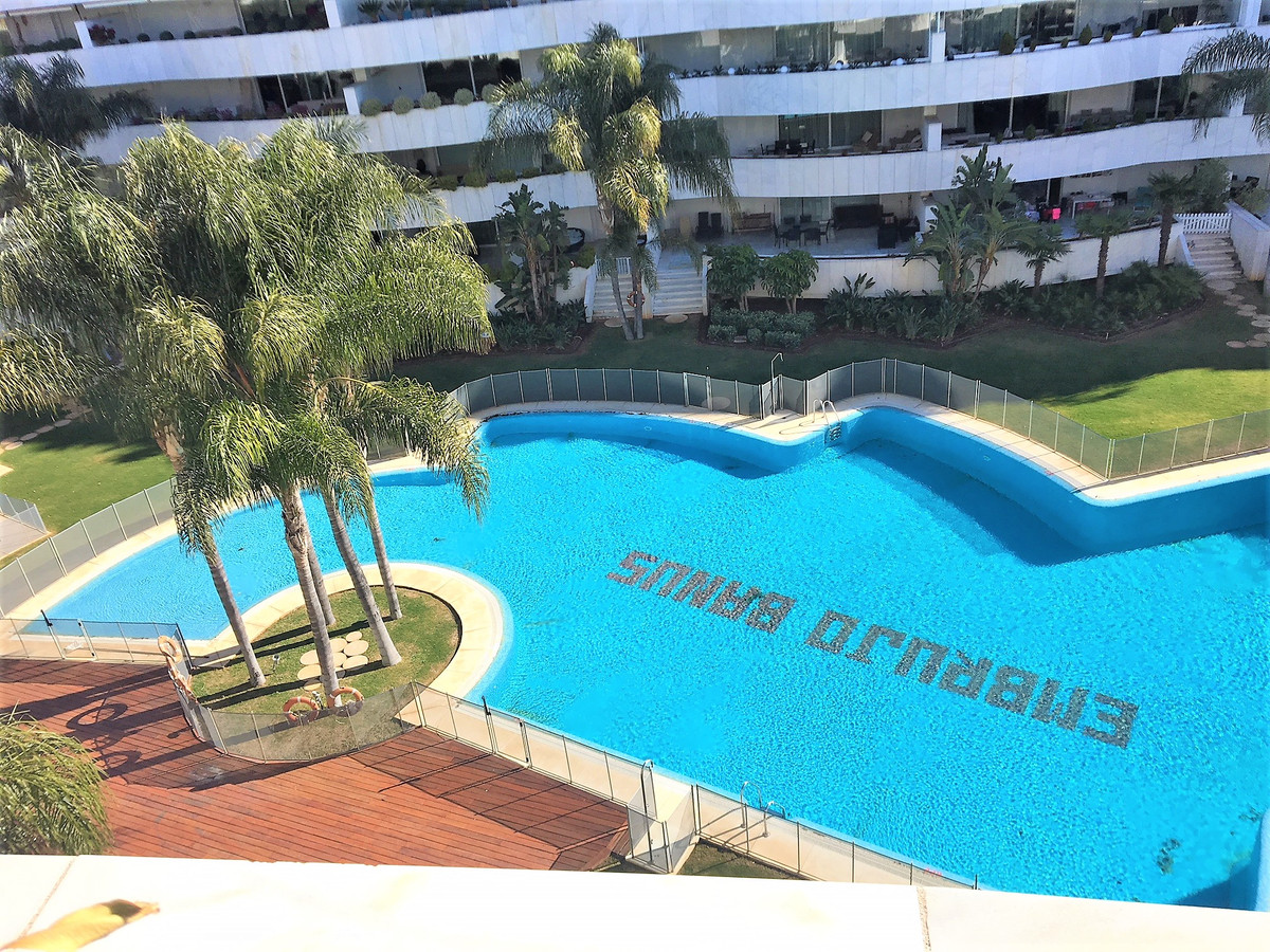 FANTASTIC APARTMENT IN EXCLUSIVE GATED COMPLEX WITH SEA VIEWS.  The property is located a few minute,Spain