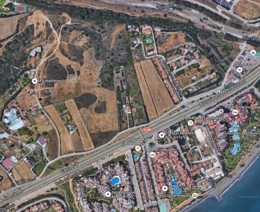 0-bed-Residential Plot for Sale in El Padron