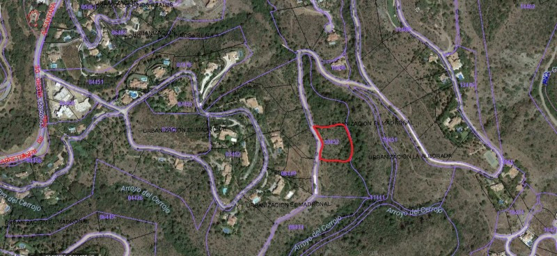 0-bed-Land Plot for Sale in El Madroñal