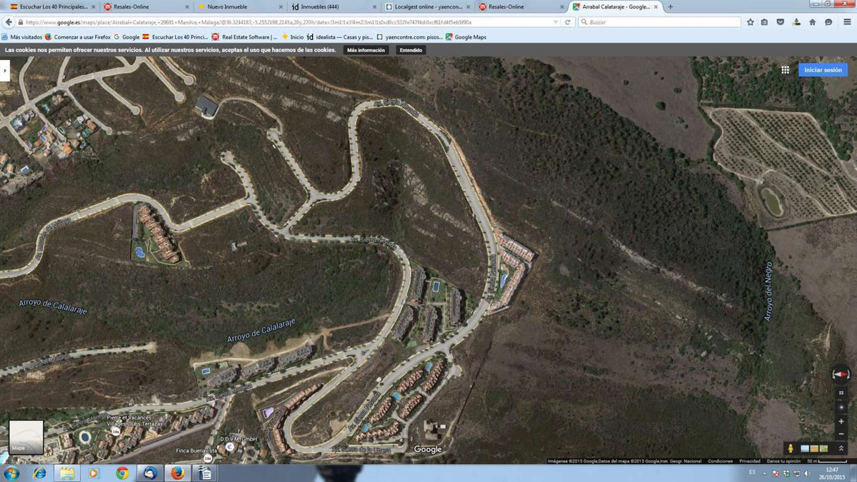 10-bed-Residential Plot for Sale in Manilva
