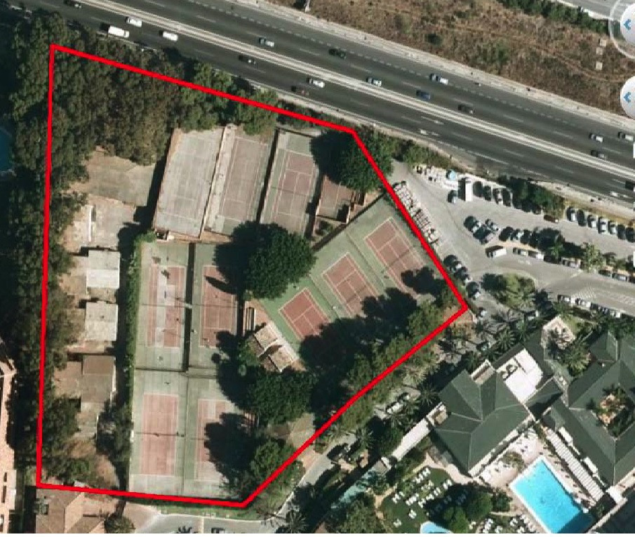 0-bed-Commercial Plot for Sale in Los Monteros
