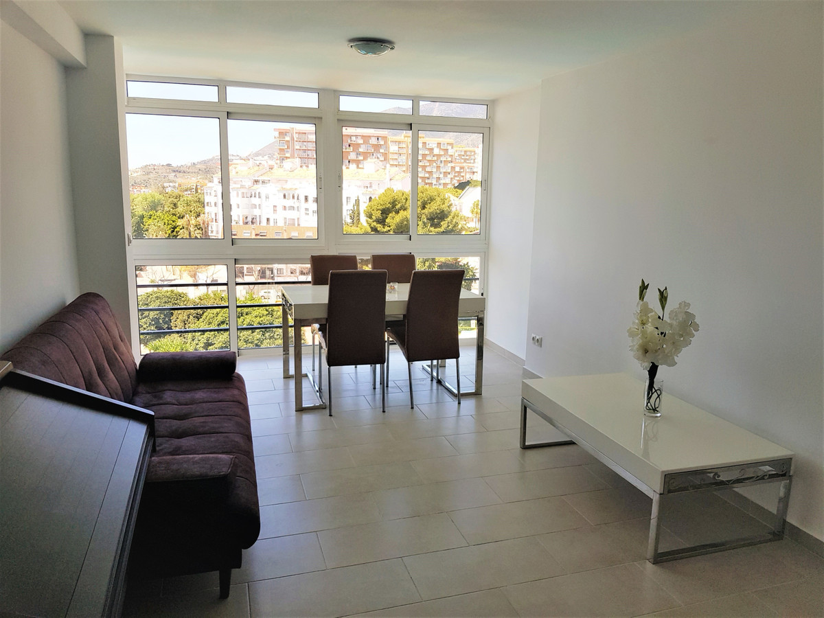 Middle Floor Apartment in Benalmadena