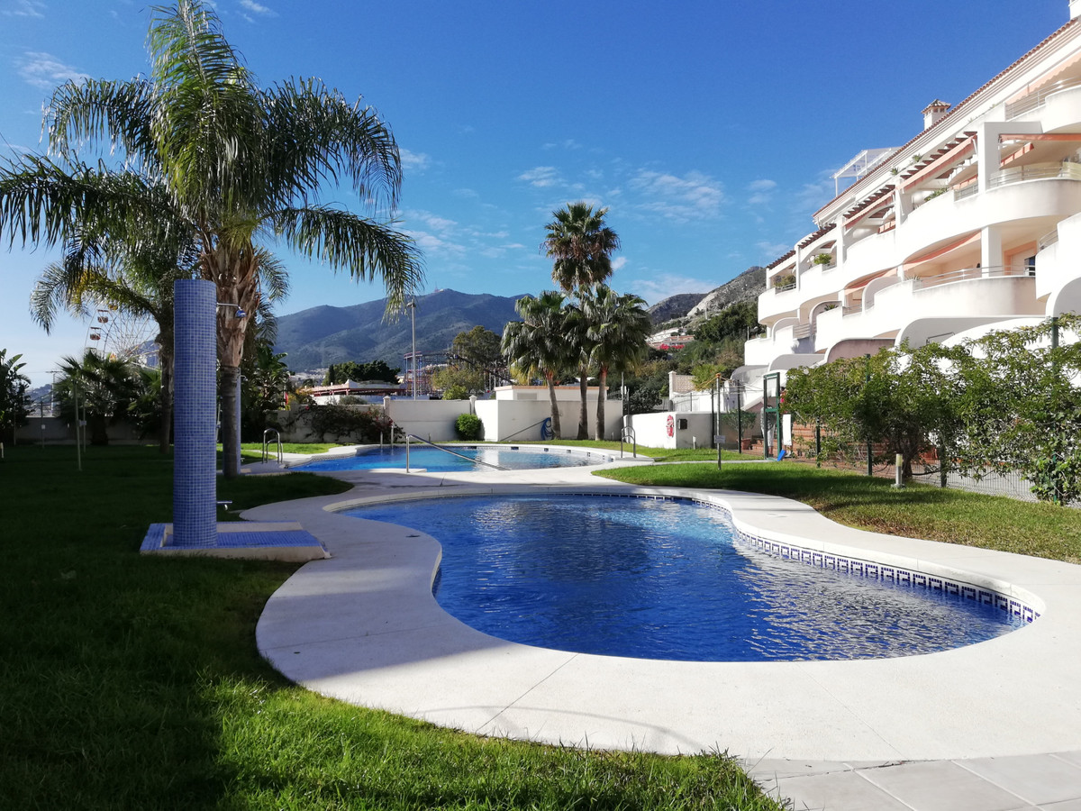 Middle Floor Apartment, Benalmadena, Costa del Sol. 2 Bedrooms, 1 Bathroom, Built 68 m², Terrace 16 , Spain