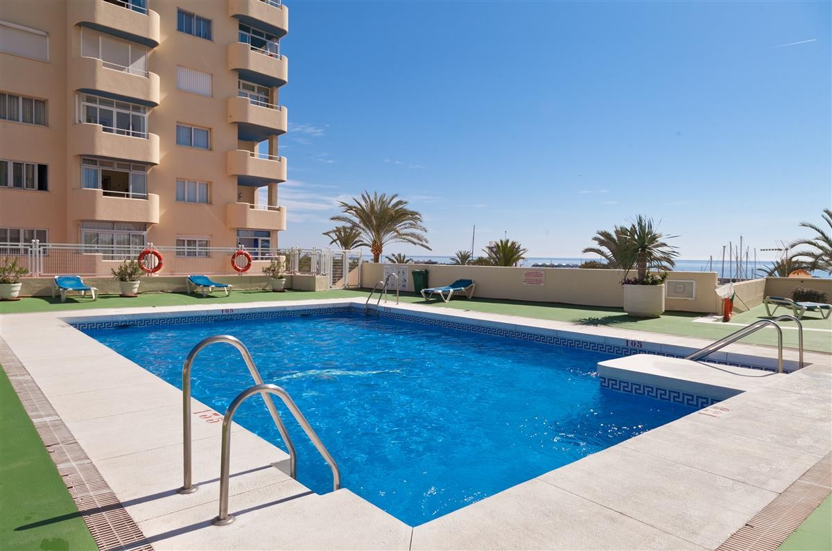 Modern one bedroom apartment located in Estepona port, just refurbished in the famous Puerto Paraiso, Spain