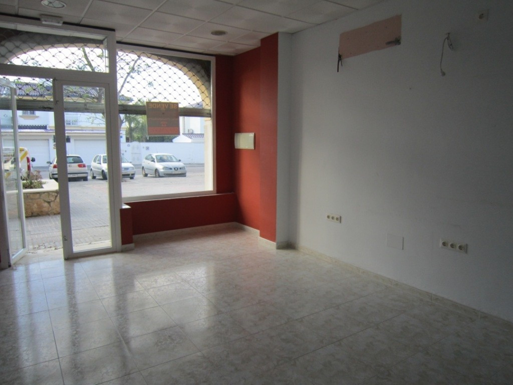 1 bed Commercial for sale in Málaga