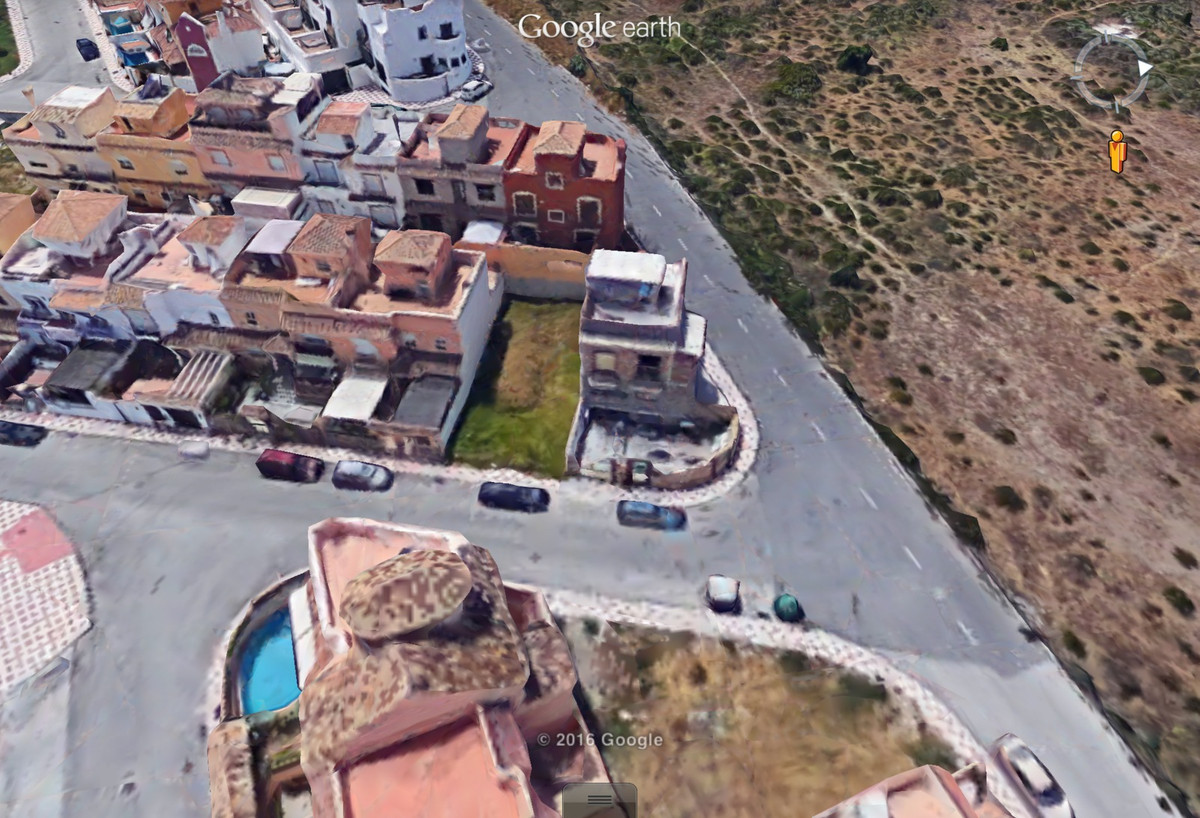 Plot for sale in Cancelada