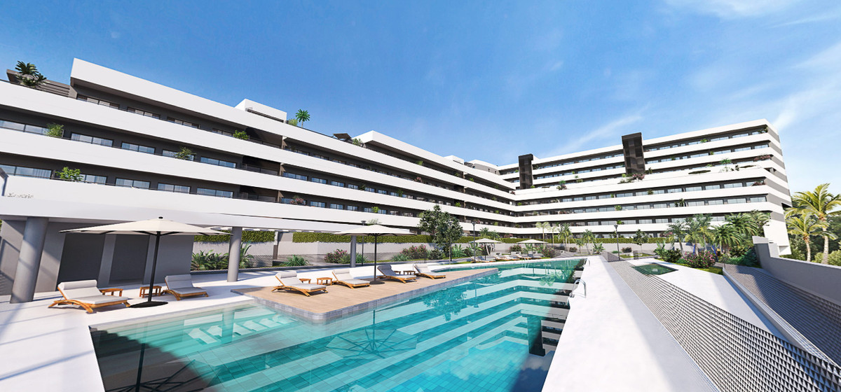 Ground Floor Apartment · Estepona