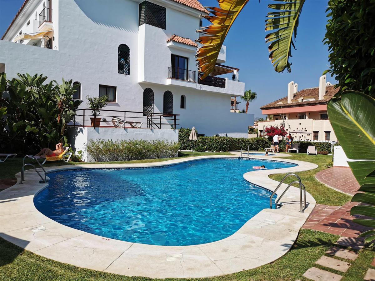 Marbella Banus Apartamento Planta Baja en Venta en The Golden Mile – R3261529
