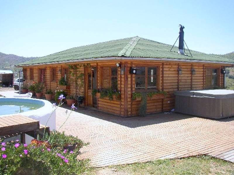 High Quality Wooden Chalet 3 bedrooms 3 bathrooms, Large open plan Lounge Kitchen Diner, Panoramic v, Spain