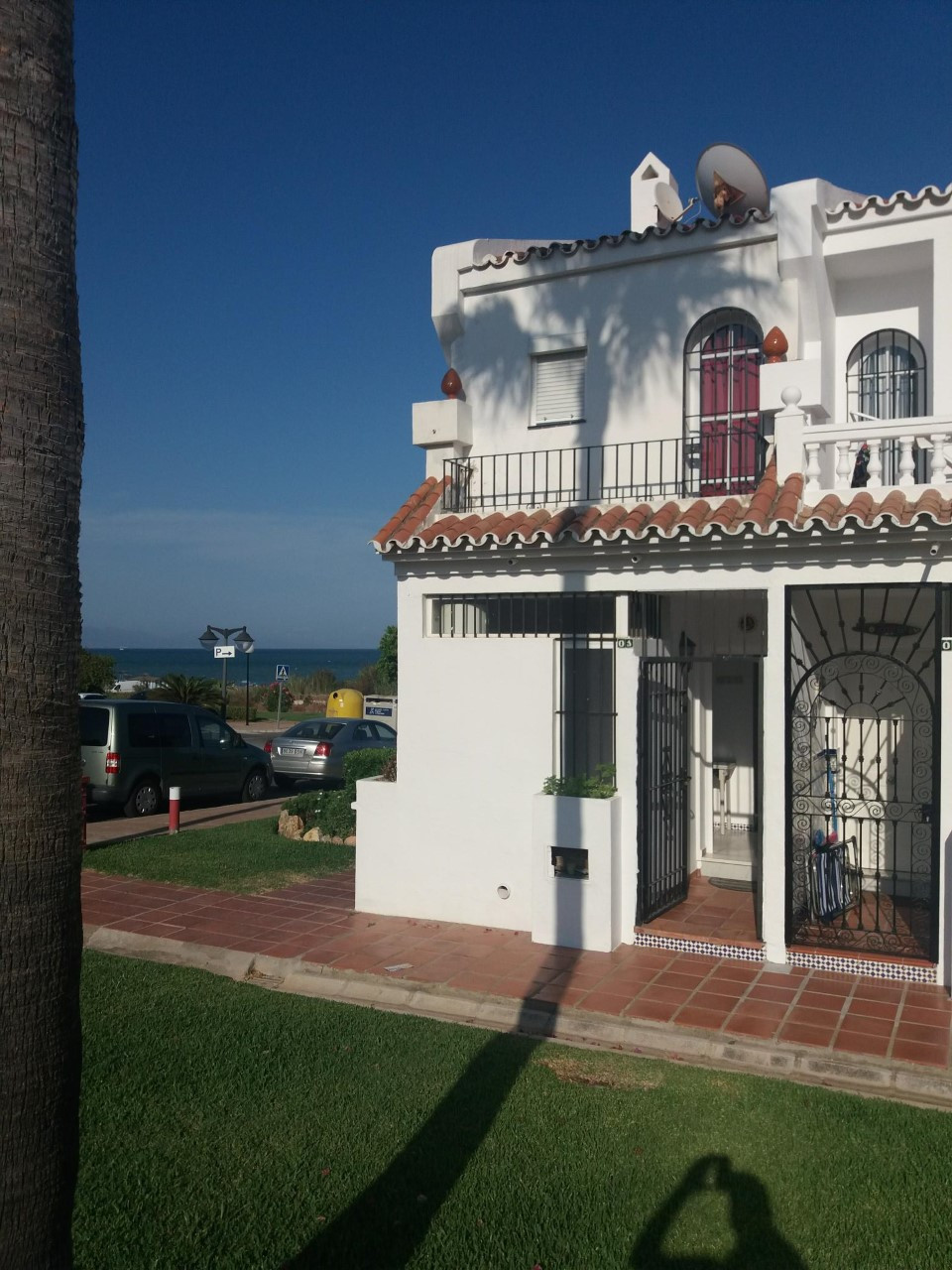 Semi-Detached House, Manilva, Costa del Sol. 2 Bedrooms, 2 Bathrooms, Built 70 m², Terrace 20 m².  S, Spain
