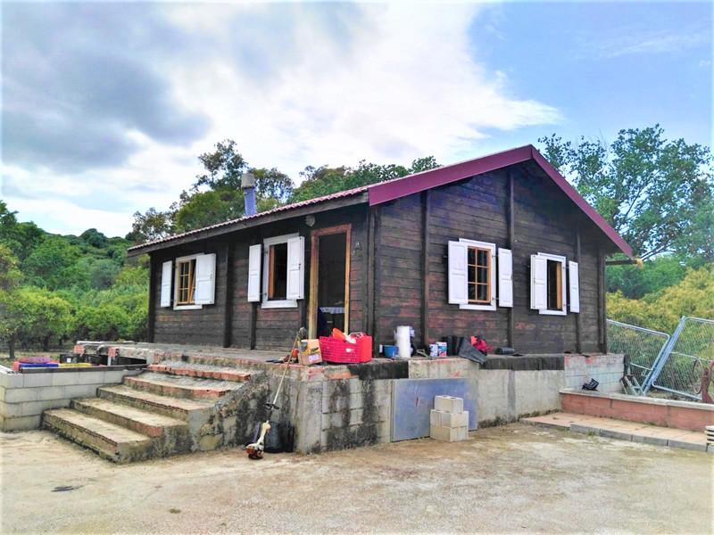Wooden Cabin in San Martín de Tesorillo for sale