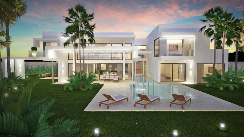 Villa – Chalet en venta en Guadalmina Baja – R2687972