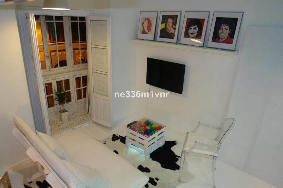 IMPRESSIVE DESIGN APARTMENT IN THE HISTORICAL CENTER OF MALAGA !! Exterior design apartment in the h, Spain