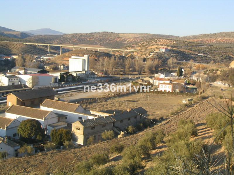 Residential Plot in Iznalloz for sale