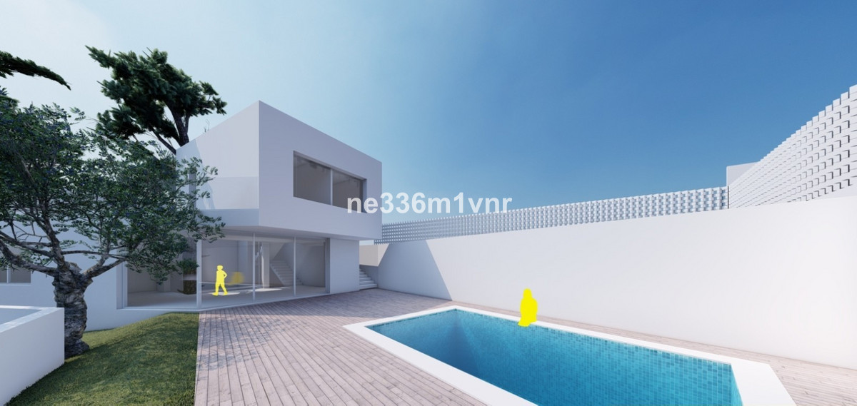 """Finalist floor. Plot of 2374 m2 in consolidated area of Mojacar, Almeria, to build 600 meters , Spain"