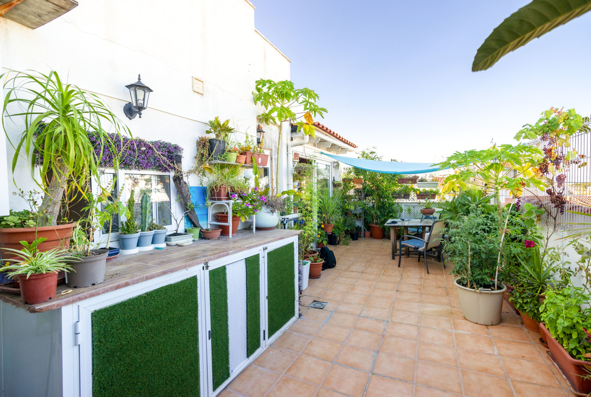 Appartement Penthouse à Montemar, Costa del Sol