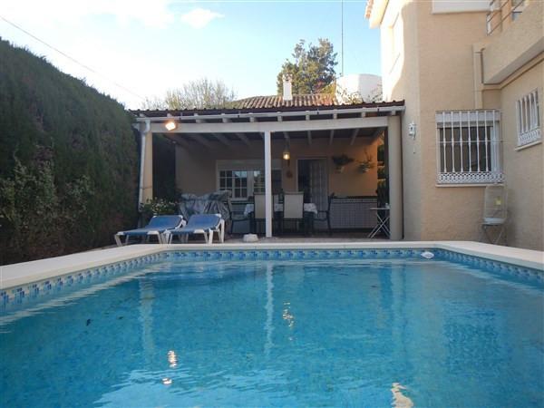 Fristående villa i Torremolinos R2665634