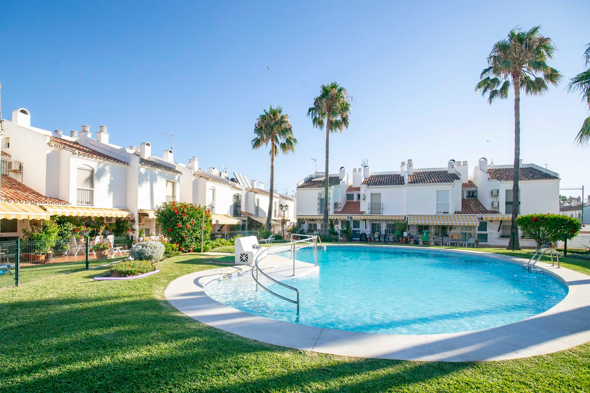 Glorious beach house in Guadalmar. The property is in a well kept beachfront urbanization with beaut,Spain