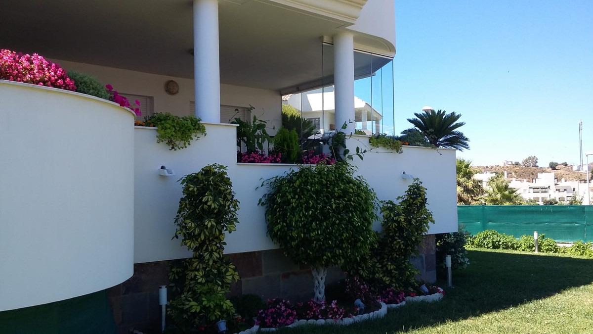 Stunning ground floor apartment in Benalmadena. This property is located within walking distance to , Spain