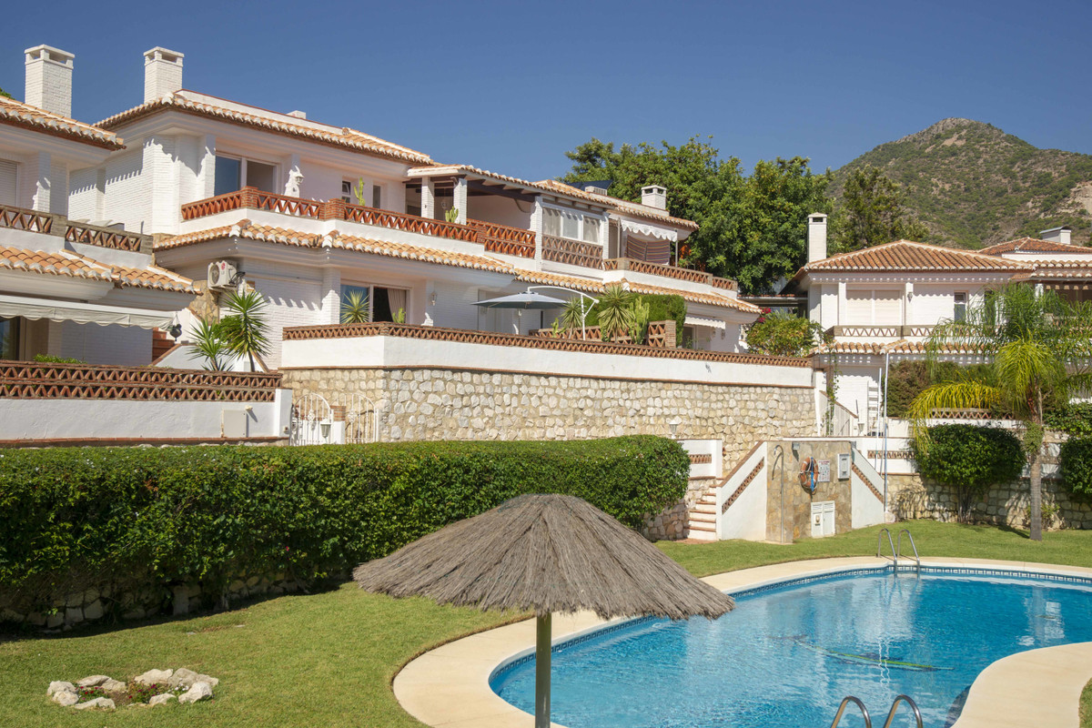 Luxury house in a gated community with fantastic panoramic sea and mountain views. The property has ,Spain