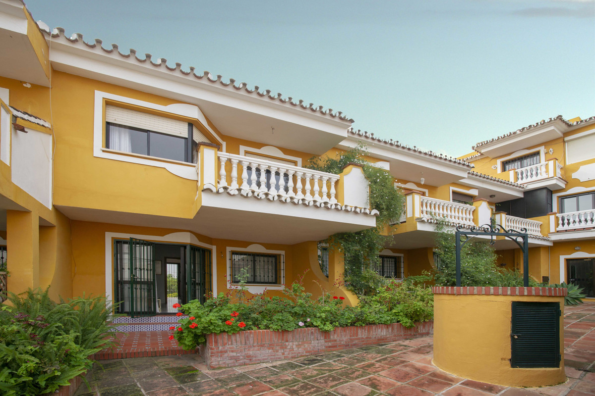 Comfortable family home located beachside in the Montemar area of Torremolinos. Just a couple of min,Spain