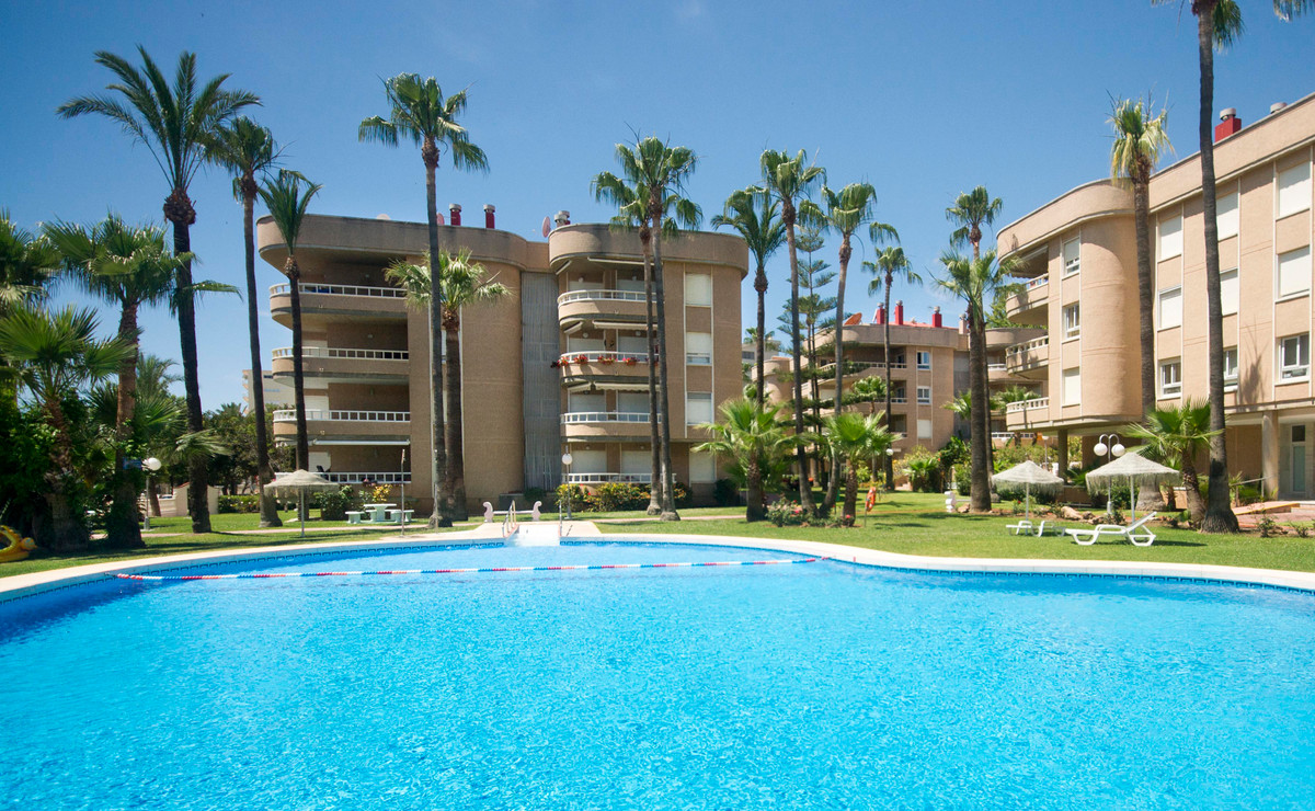 Fantastically located apartment in one of most sought after urbanization in Torremolinos. The apartm, Spain