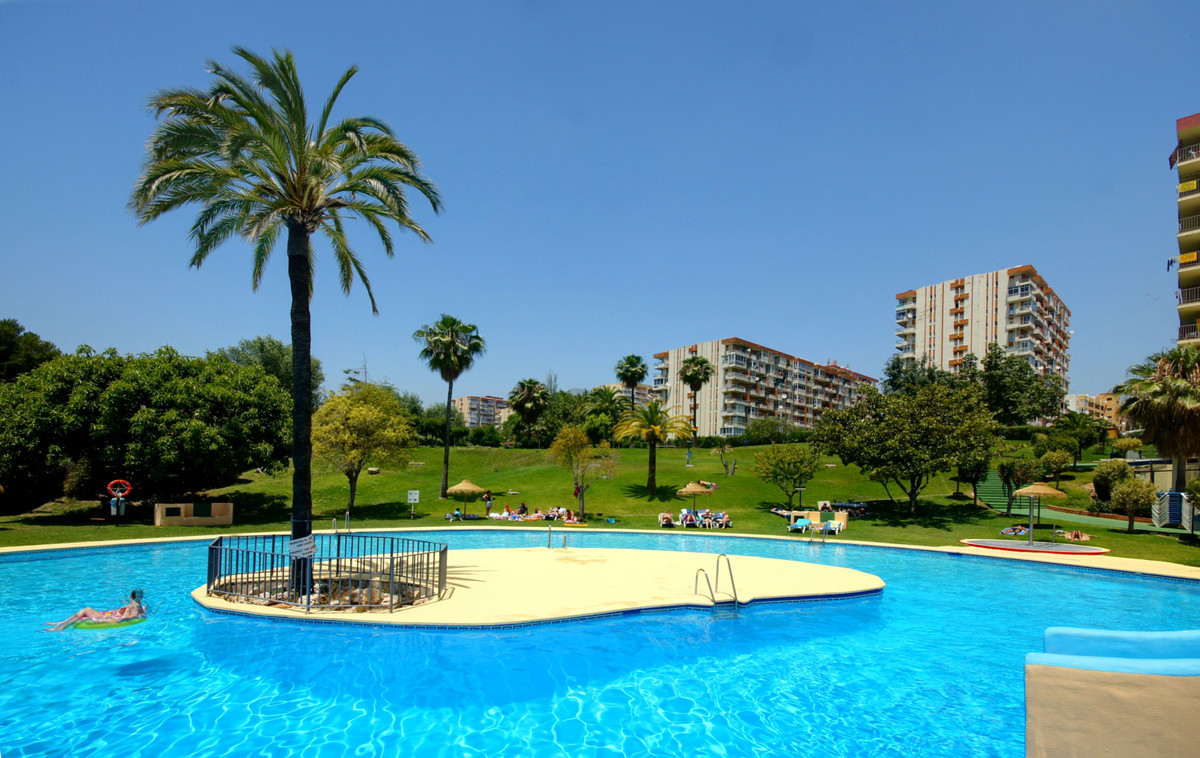 Enjoy the beautiful views of the sea, gardens and mountains from the lovely south west facing terrac, Spain