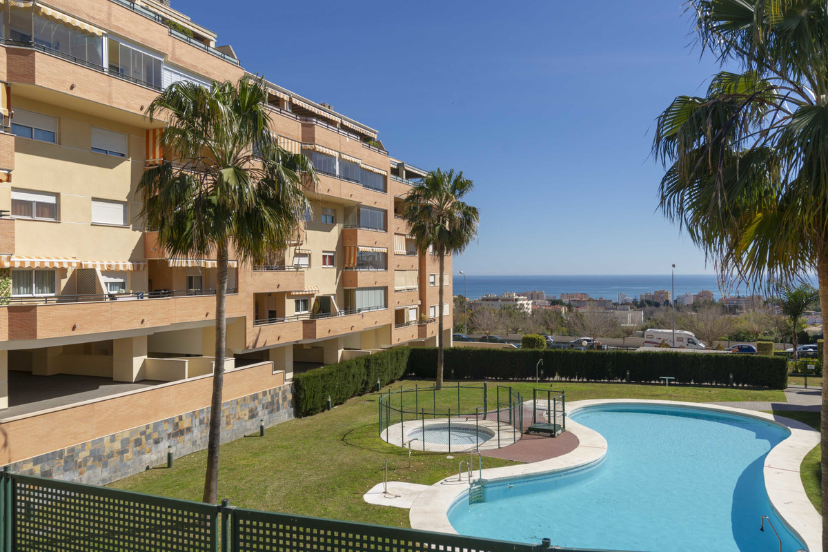 Spacious luxury four bedroom ground floor apartment with sunny private garden and sea views. Extensi,Spain