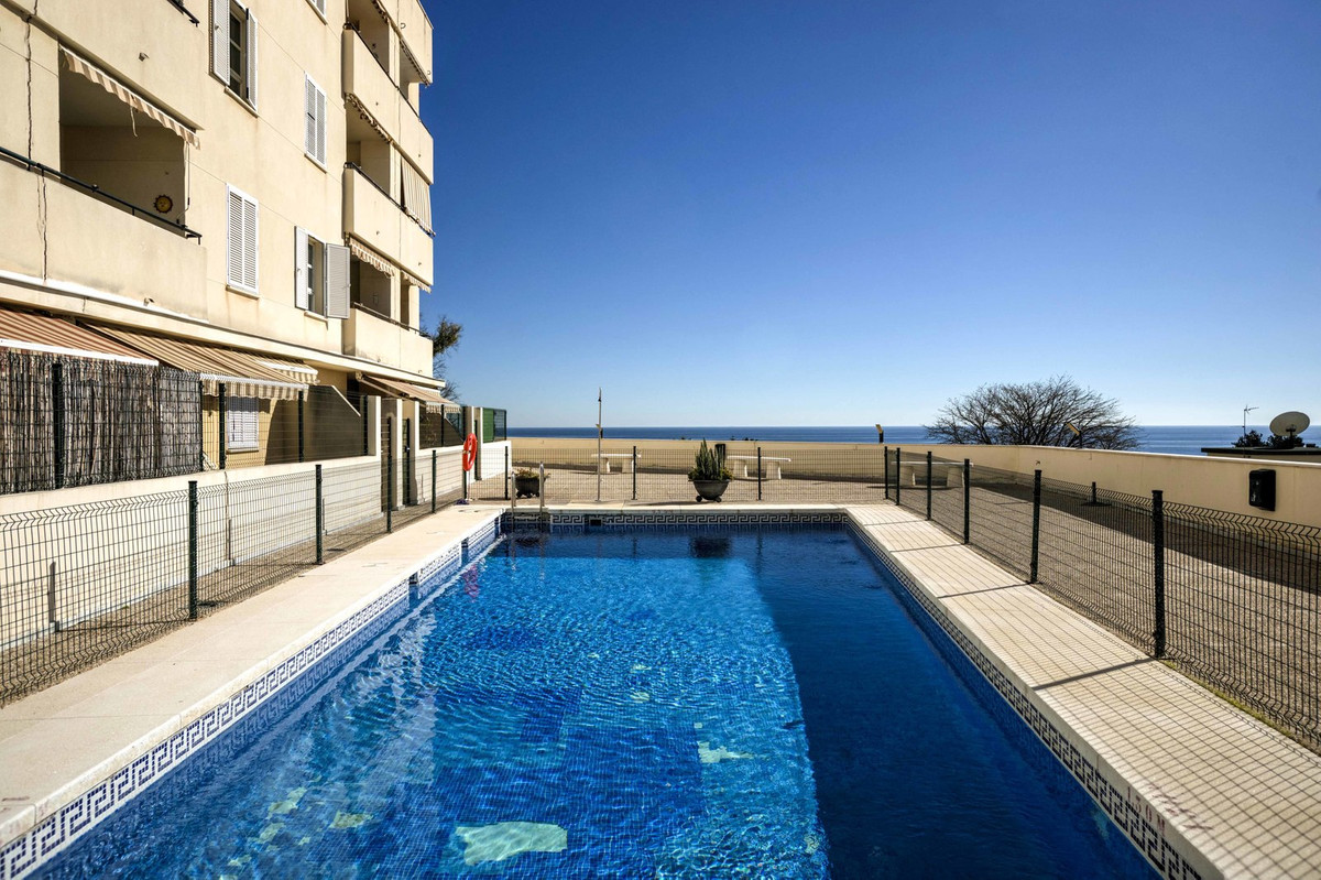 Located on a hillside overlooking the Carihuela in Torremolinos this property enjoys sublime views o,Spain
