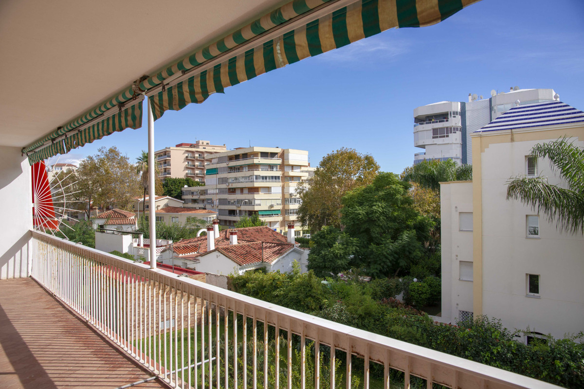 This grand apartment in the centre of the the most sought after areas of Torremolinos It has 3 very ,Spain