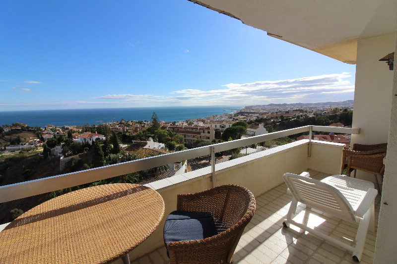 Very fantastic apartment with unmatched views over Fuengirola city as well as to the Mediterranean. , Spain