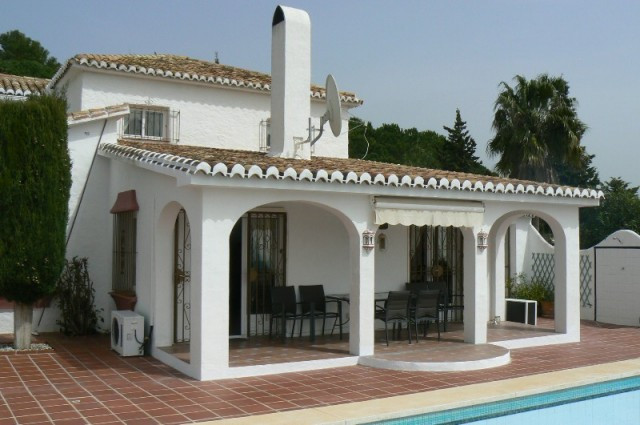 Very nive villa in Rancho dela Luz near Mijas with the most fantastic view. Big livingroom with nice, Spain