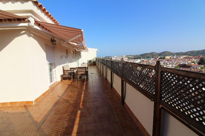 Apartment Penthouse Fuengirola Málaga Costa del Sol R3224122