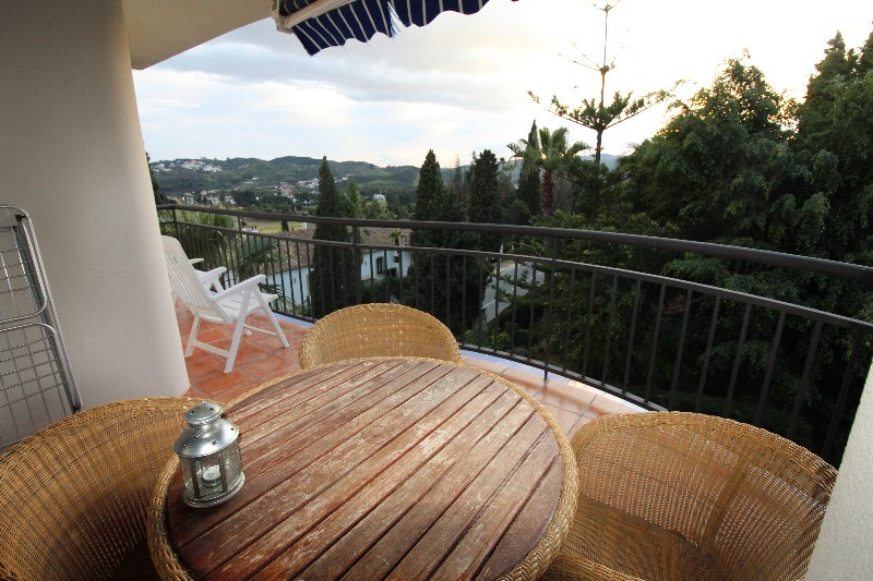 Lovely apartment located in Mijas Golf, with a lovely view to the golf course and with lovely evenin, Spain