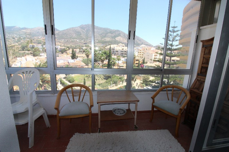 Super studio apartment located in Torreblanca del Sol, with wonderful mountain views. The apartment , Spain