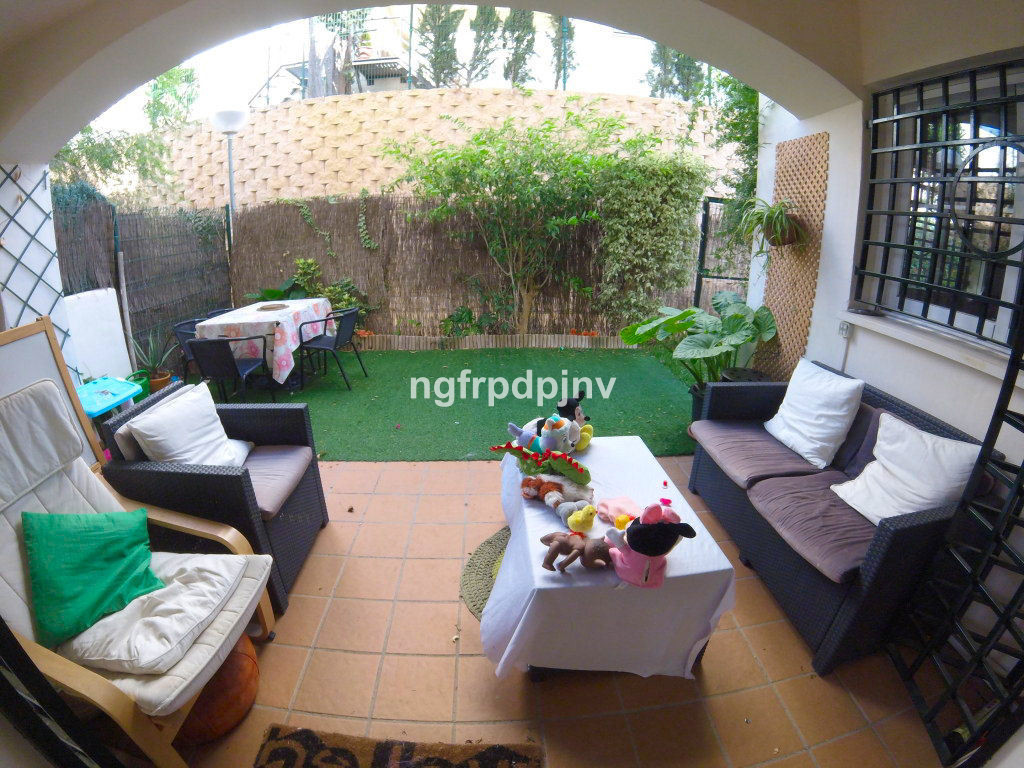 Ground floor with private garden of 80 sqm. in a quiet urbanisation with tennis cord 5 swimming pool,Spain