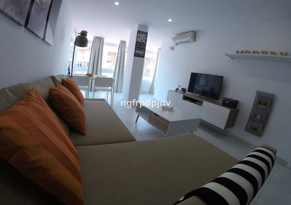 Middle Floor Apartment, Benalmadena Costa, Costa del Sol. 1 Bedroom, 1 Bathroom, Built 48 m².  Setti, Spain