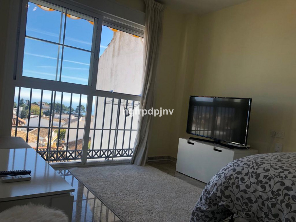 Top Floor Studio, Benalmadena Pueblo, Costa del Sol. Built 40 m².  Setting : Town, Commercial Area, , Spain
