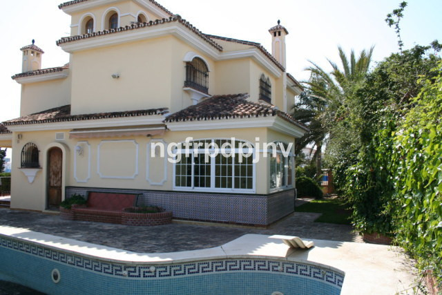 Detached Villa - Fuengirola - R2613407 - mibgroup.es