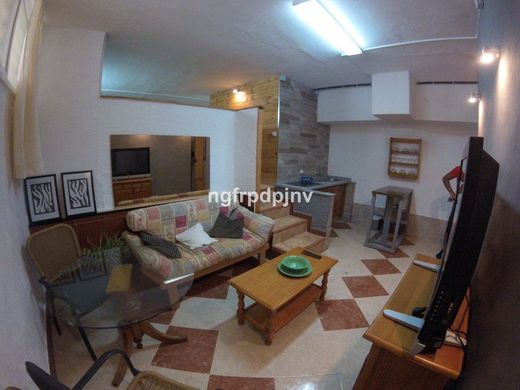 Perfect for investment and/or a holiday home,  3 properties  in 1.    - Studio apartment of 54 sqm w, Spain