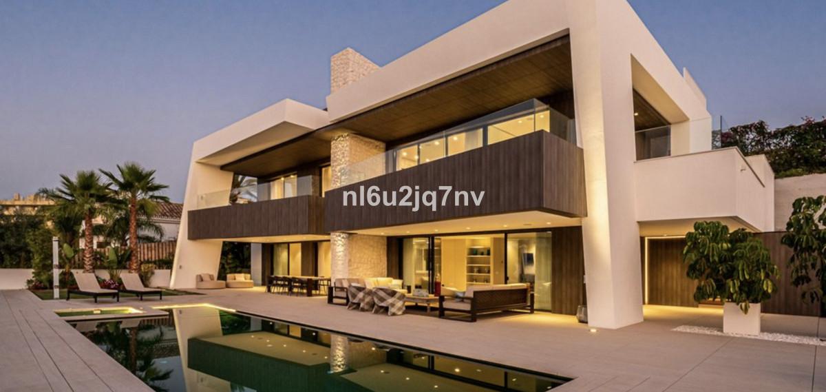 Ref:R3059551 Villa - Detached For Sale in Nueva Andalucía