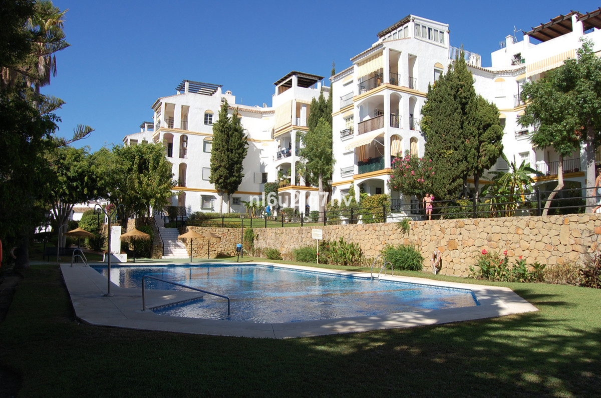 Situated on a lovely quiet development just 200m from many restaurants, bars and shops, lies this sp,Spain